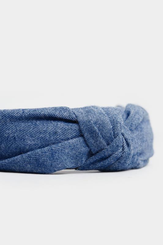 Denim Blue Knot Headband_D.jpg