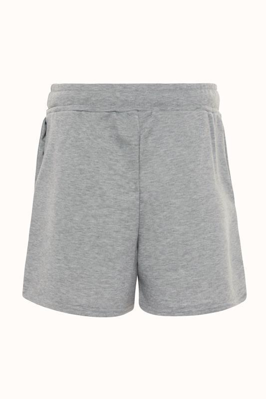 LTS Grey Marl Jersey Sweat Shorts_BK.jpg