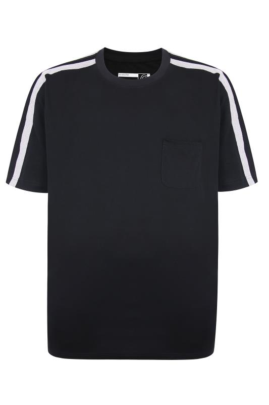 Plus Size  ED BAXTER Black Lounge T-Shirt