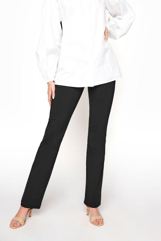 Black Allegro Bootcut Trousers_B.jpg