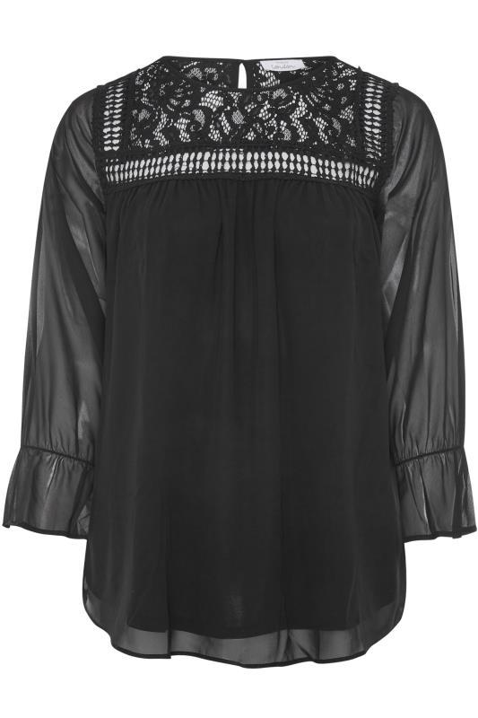 YOURS LONDON Black Lace Blouse_F.jpg