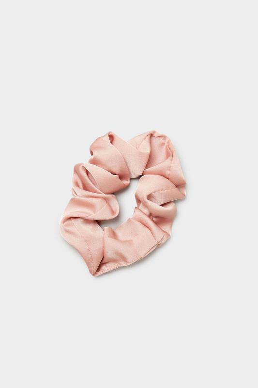 3 Pack Pink and Black Floral Scrunchie Set_B.jpg