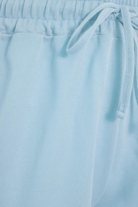 Blue Jersey Jogger Shorts_S.jpg