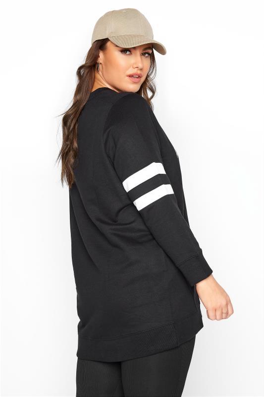 Black Varsity Stripe Arizona Sweatshirt_C.jpg