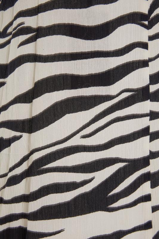 LIMITED COLLECTION Cream & Black Zebra Strappy Swing Cami_S.jpg