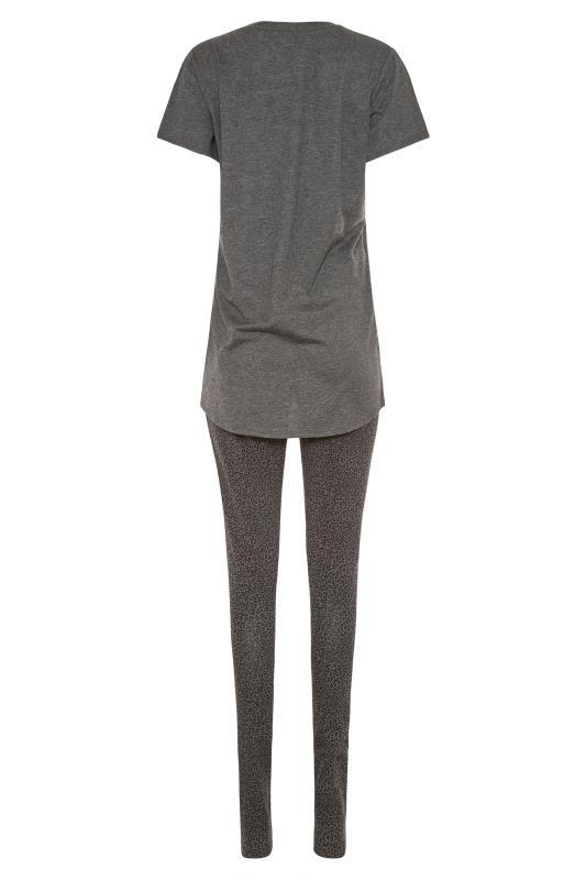 LTS Grey Leopard Print Star Pyjama Set_BK.jpg