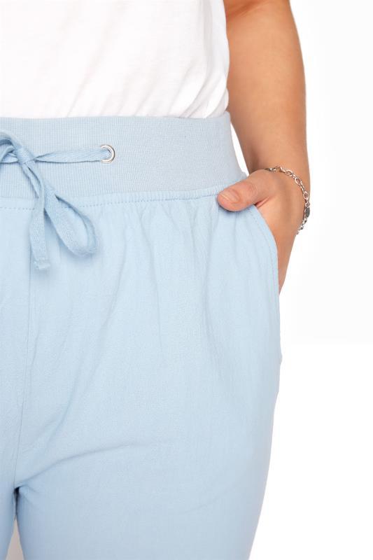 Pale Blue Cool Cotton Shorts_D.jpg