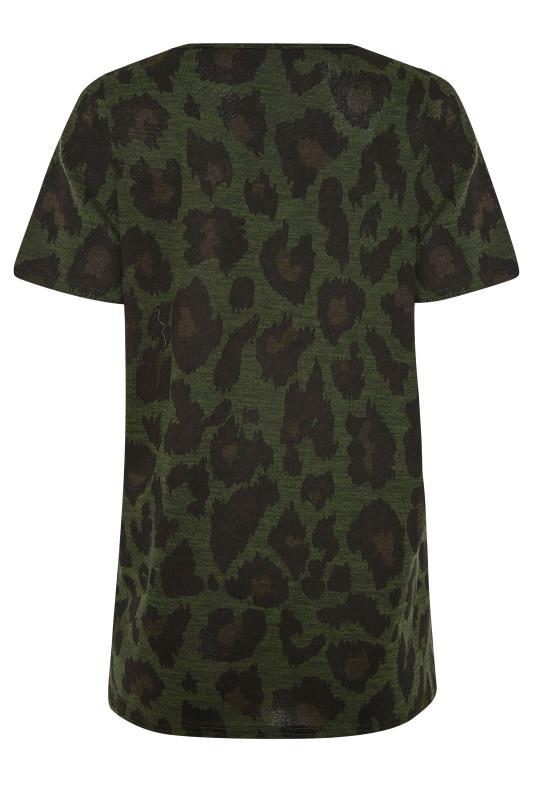 LTS Khaki Leopard Print Lounge Top_BK.jpg