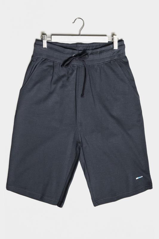 BadRhino Navy Essential Jogger Shorts_F.jpg