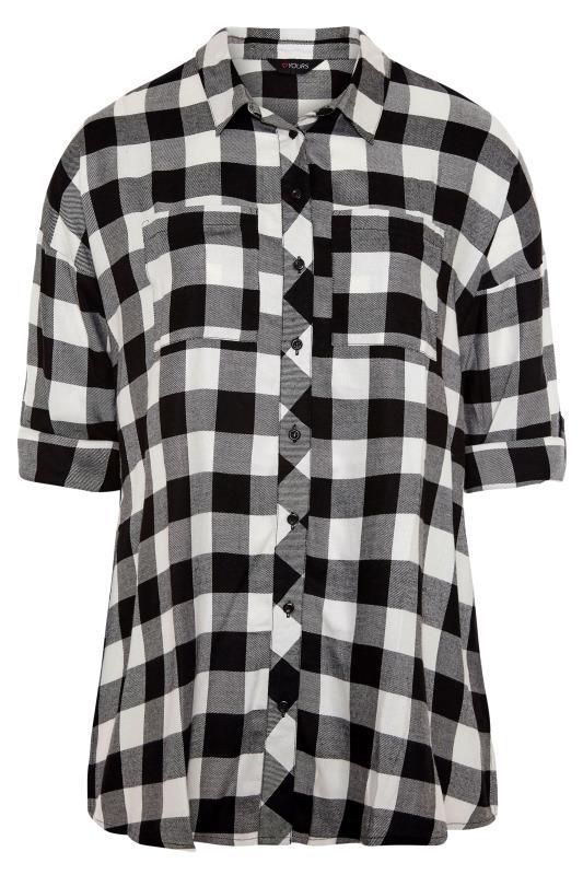 Black Check Oversized Shirt_F.jpg