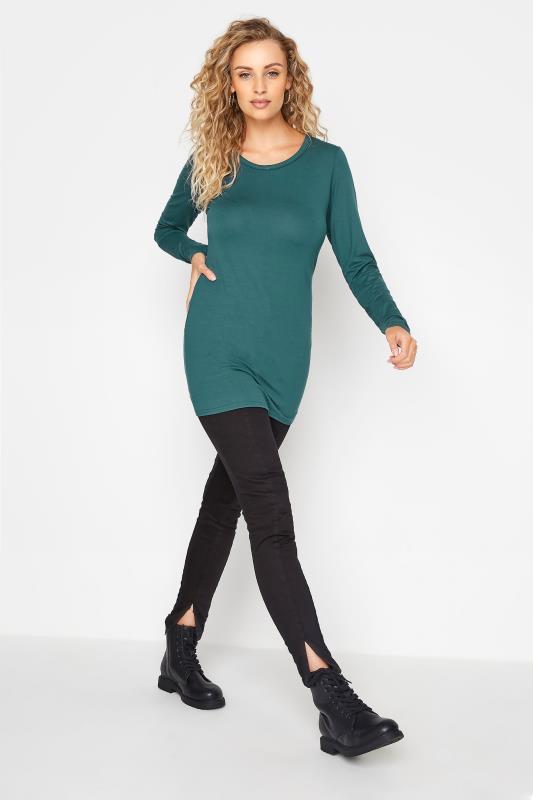 LTS Green Long Sleeve T-Shirt_B.jpg