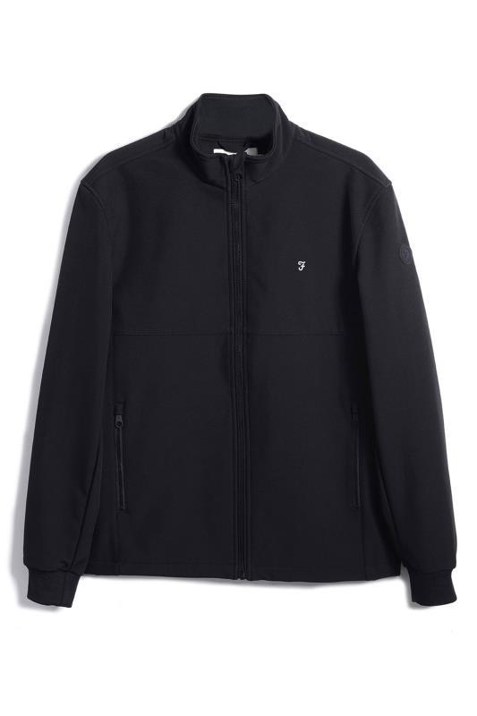 FARAH Black Softshell Jacket_F.jpg