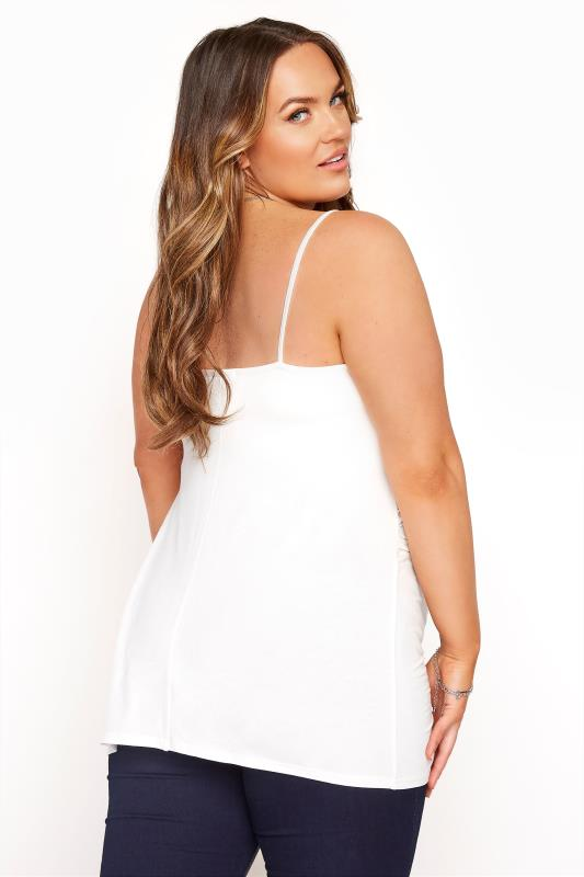 BUMP IT UP MATERNITY White Cami with Secret Support_D.jpg