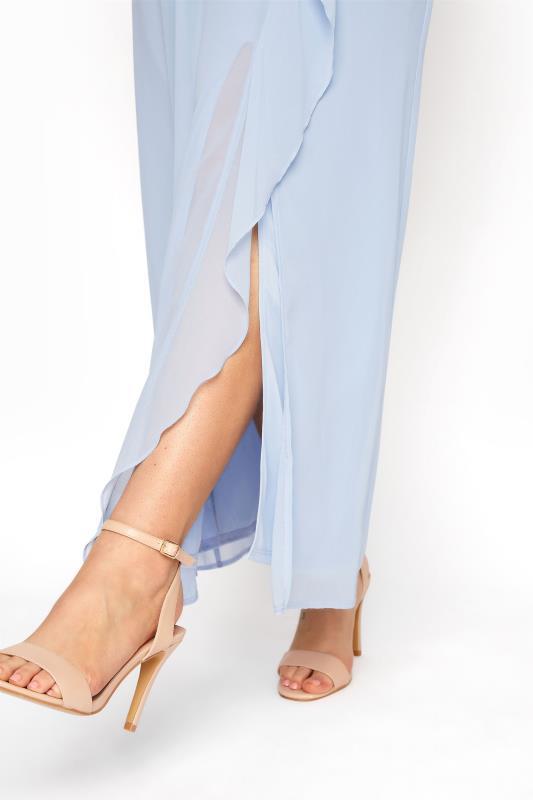 Light Blue Angel Sleeve Maxi Dress_D.jpg