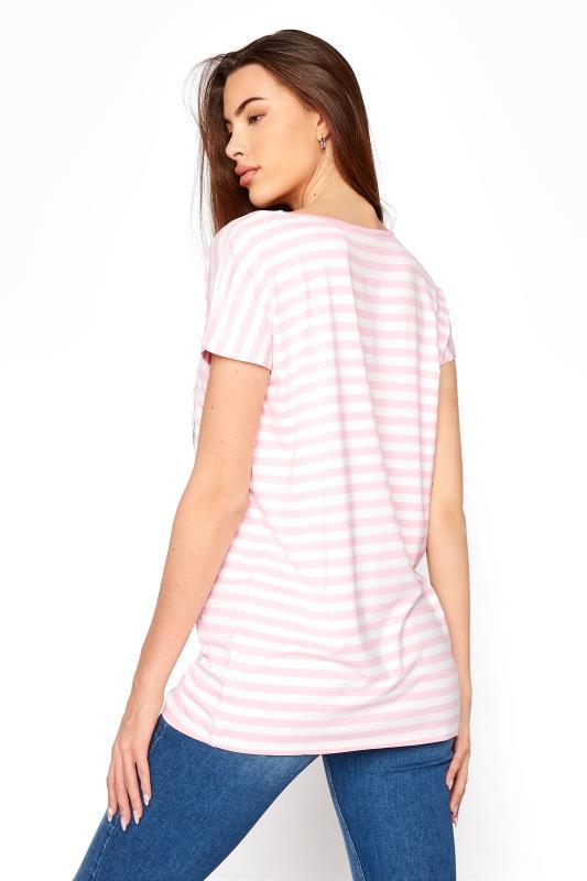LTS Pink Stripe Soft Touch T-Shirt_C.jpg