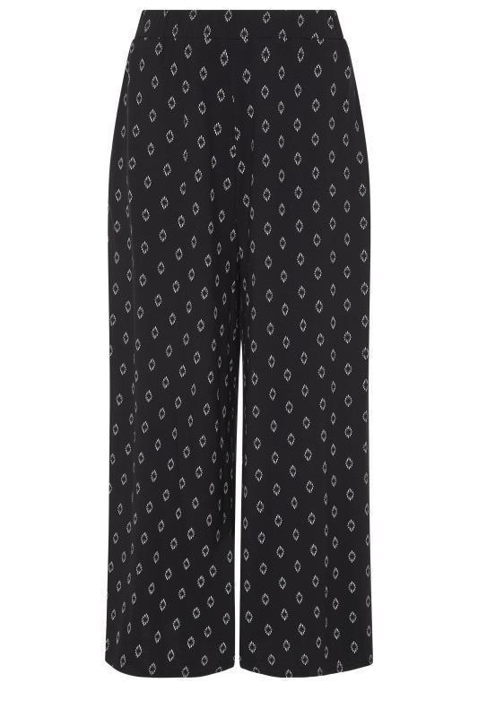 LTS Black Diamond Cropped Trousers_f.jpg