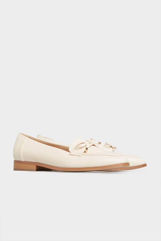 LTS White Bow Trim Loafers_B.jpg