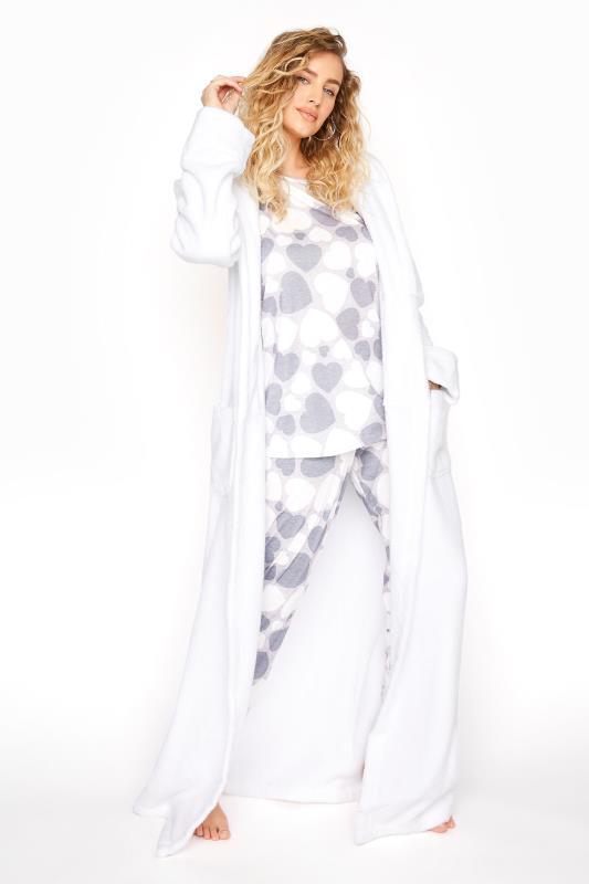 White Cotton Towelling Maxi Robe_A.jpg