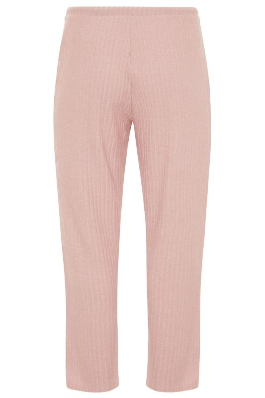 Pink Ribbed Soft Touch Trousers_BK.jpg