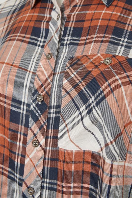 Rust Check Boyfriend Shirt_S.jpg