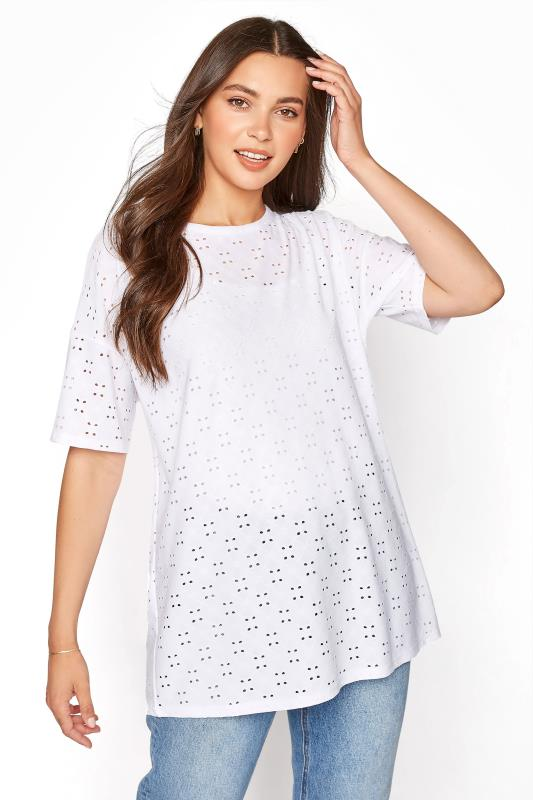 LTS White Broiderie Anglaise T-Shirt_A.jpg