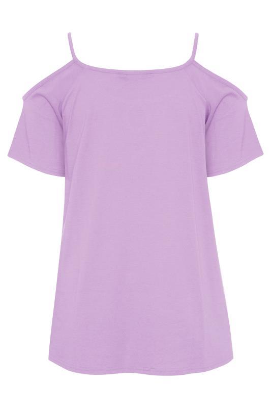 Lilac Strappy Cold Shoulder Top_BK.jpg
