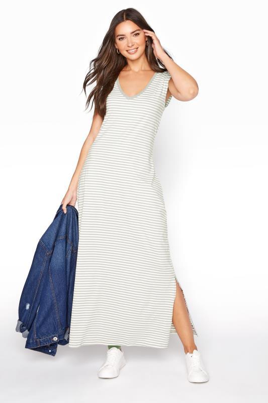 LTS Sage Green Stripe Midi Dress_B.jpg