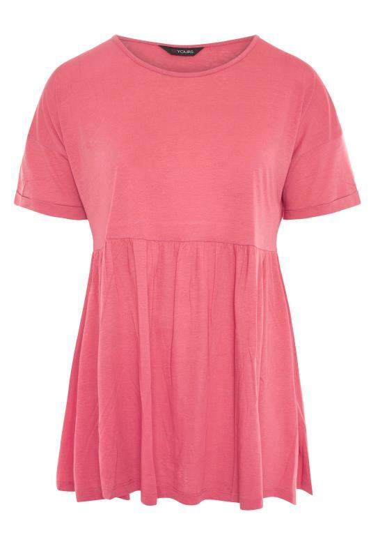 Pink Peplum Drop Shoulder Top_F.jpg