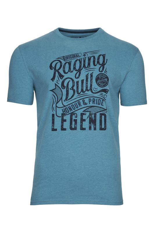 RAGING BULL Blue Honour & Pride T-Shirt_F.jpg