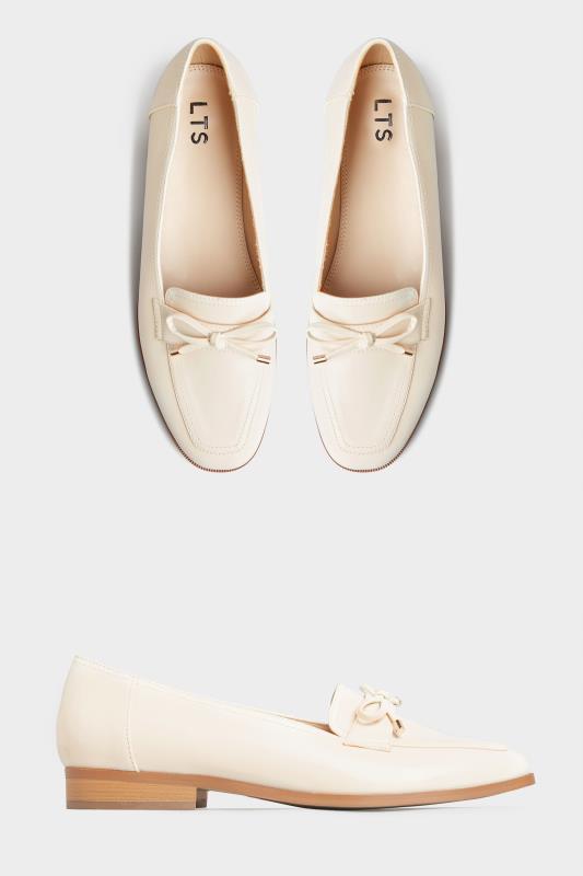 LTS White Bow Trim Loafers_Split.jpg
