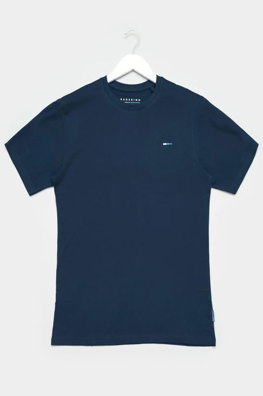 Bestseller BadRhino Navy Plain T-Shirt
