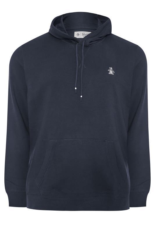 Plus Size  PENGUIN MUNSINGWEAR Navy Logo Hoodie