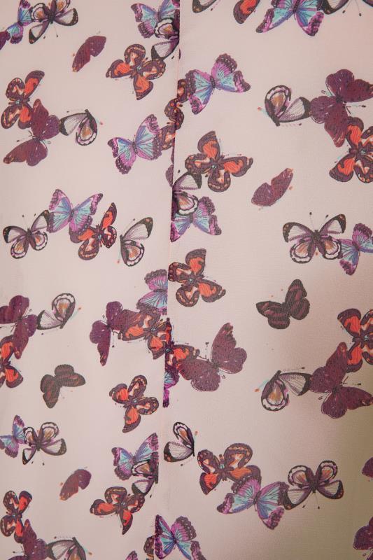 Pale Pink Butterfly Frill Hem Tunic_S.jpg