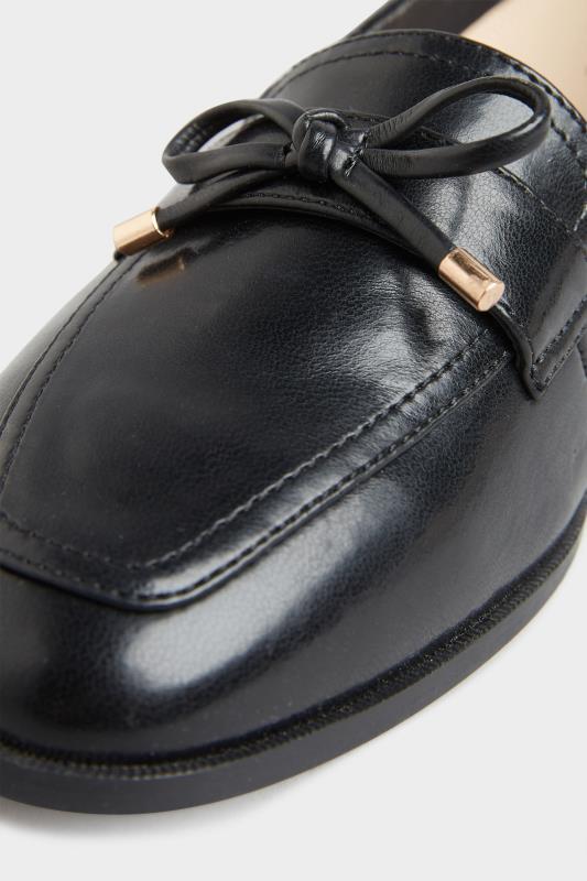 LTS Black Bow Trim Loafers_D.jpg