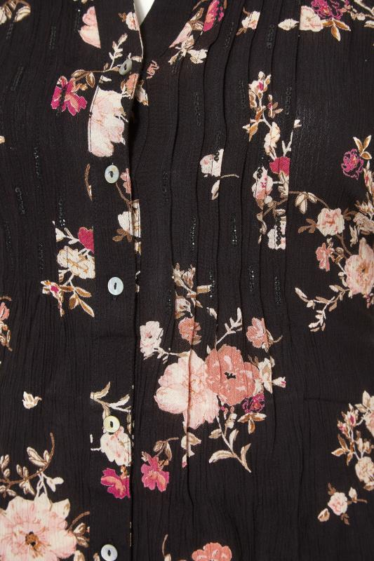 Black Floral Pintuck Shirt_S.jpg