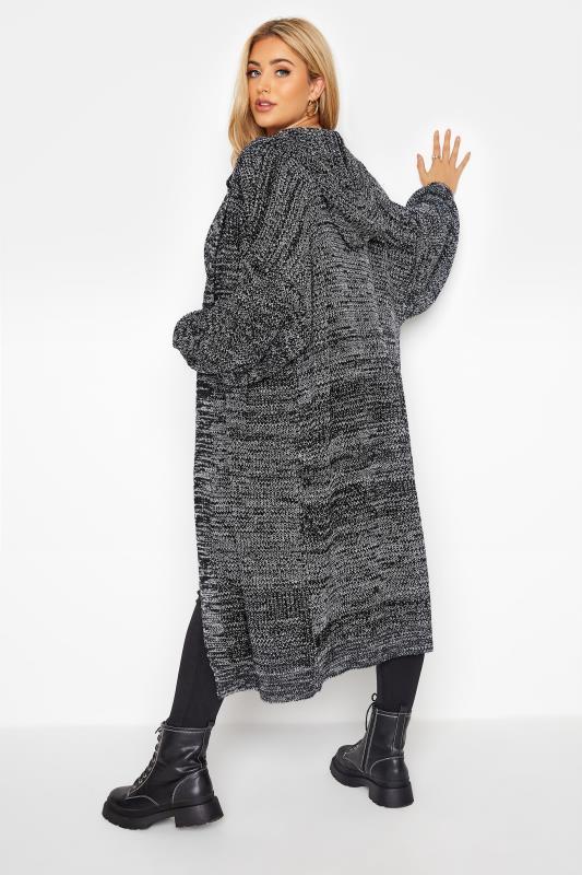 Black Twist Longline Hooded Cardigan_C.jpg