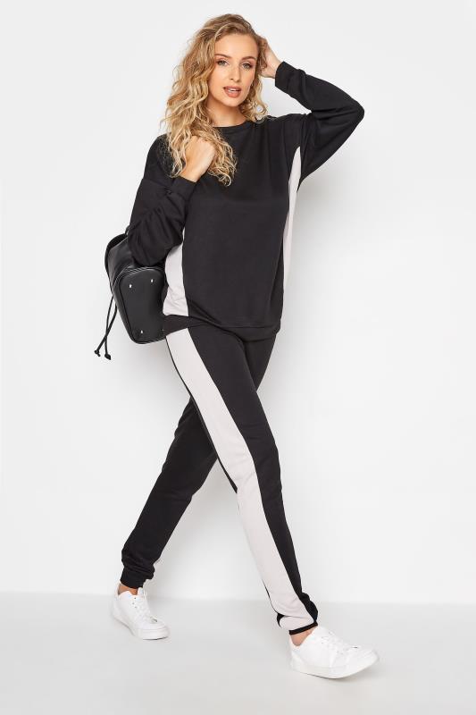LTS Black Colour Block Sweatshirt_B.jpg