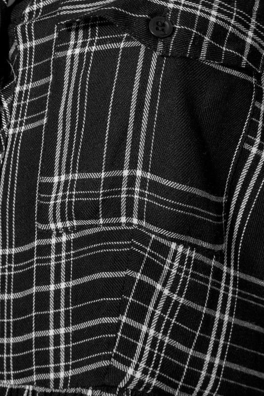 LTS Black Check Peplum Shirt_S.jpg