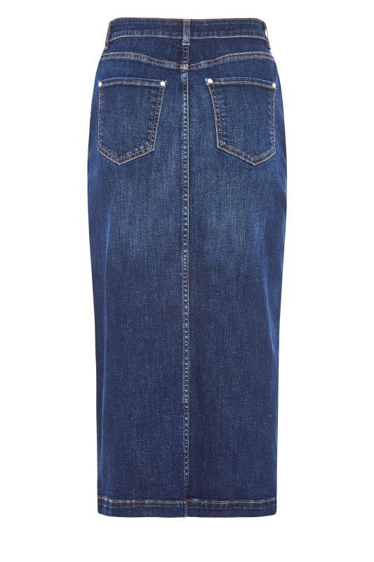 LTS Blue Denim Pencil Skirt_BK.jpg