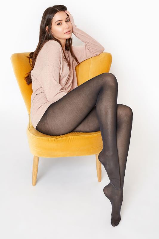 Black 3 PACK 15 Denier Tights