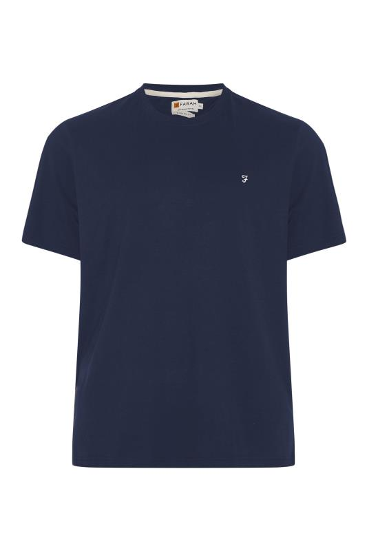 FARAH Navy T-Shirt_F.jpg
