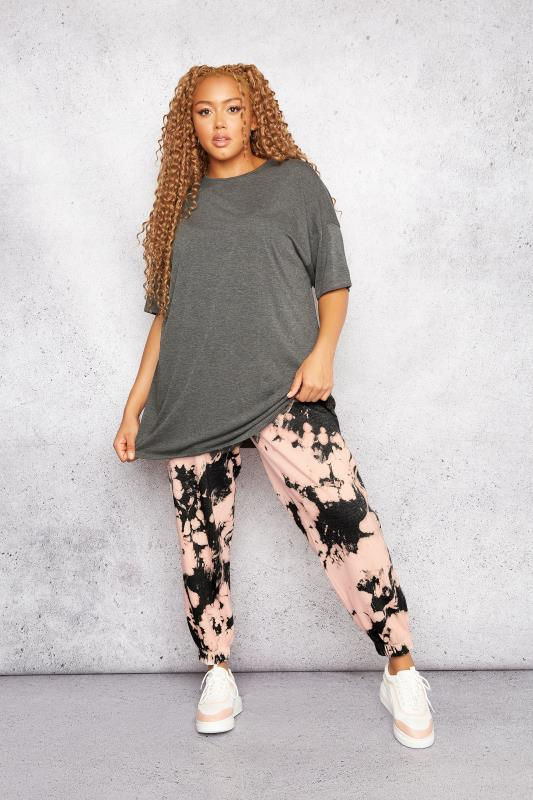 Pink Tie Dye Co-ord Joggers_lifestyle.jpg