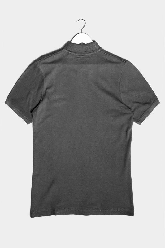 BadRhino Black Washed Polo Shirt_BK.jpg