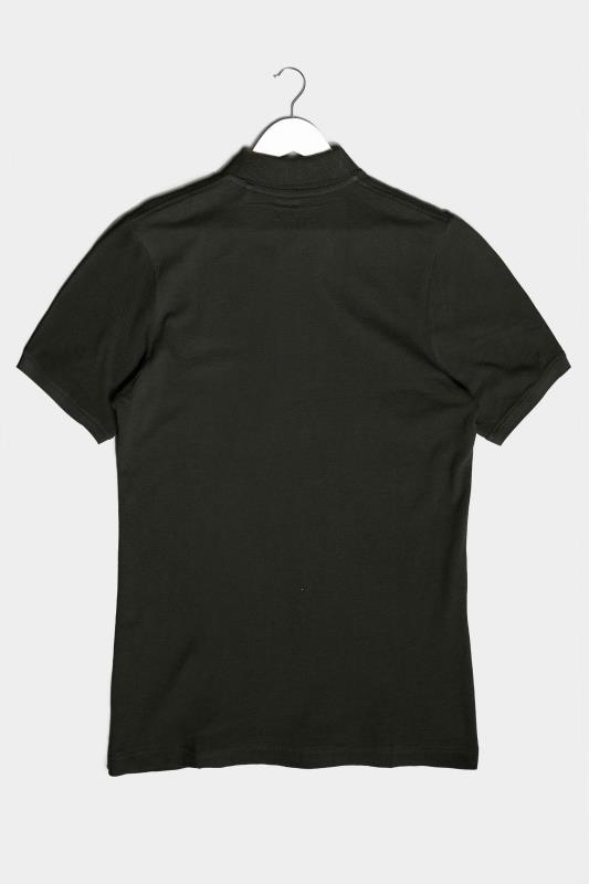 BadRhino Black Essential Polo Shirt_BK.jpg
