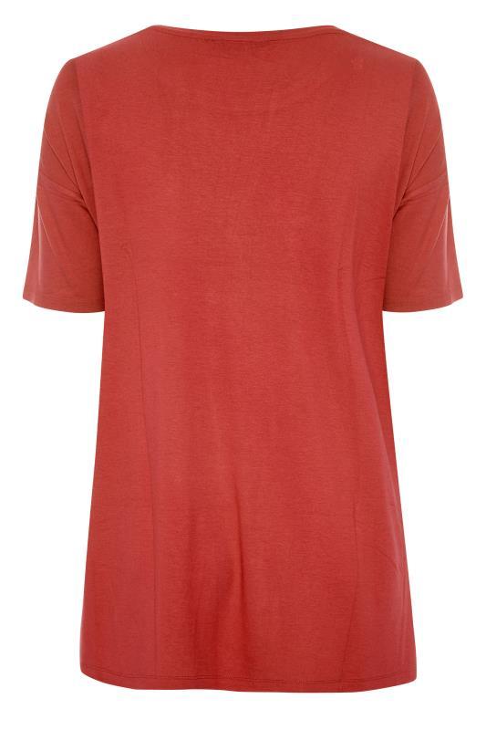 Rust Oversized Jersey T-Shirt_BK.jpg