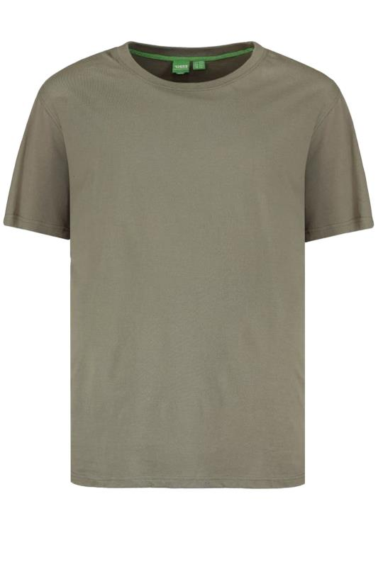 D555 Khaki Duke Basic T-Shirt