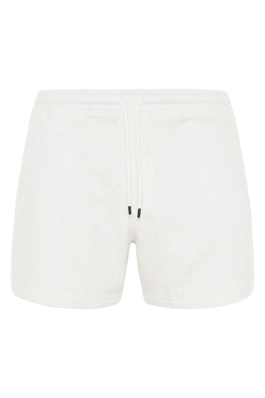 PENGUIN MUNSINGWEAR Hell Graue Jersey Shorts