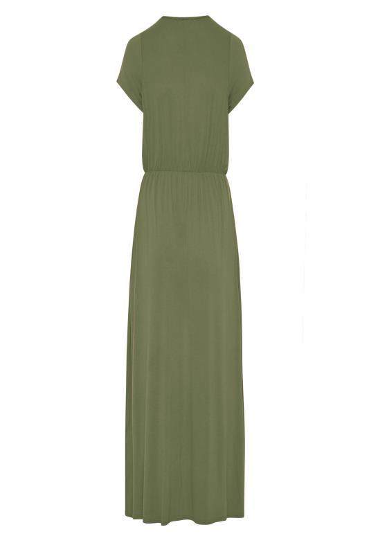 LTS Khaki Pocket Midaxi Dress_BK.jpg