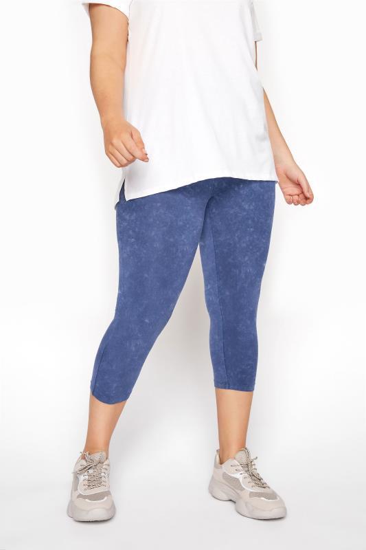 Blue Acid Wash Cropped Leggings_A.jpg
