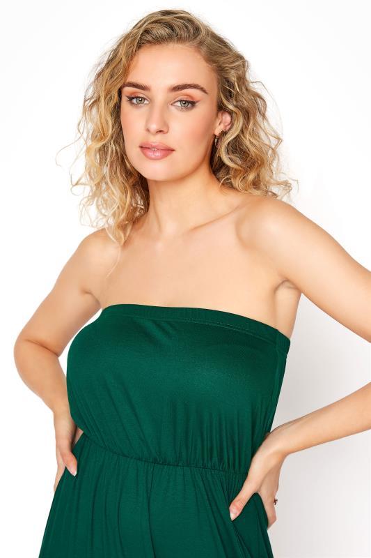 LTS Emerald Green Strapless Maxi Dress_D.jpg